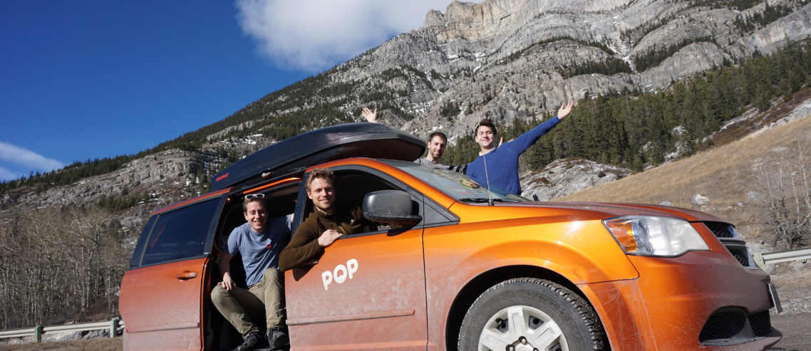Rideshare the Bow Valley in Canmore